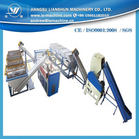 High Quality with PP PE film washing and recycling production line