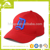 2015 New Style 3D Embroidery Fitted Custom Baseball Hat