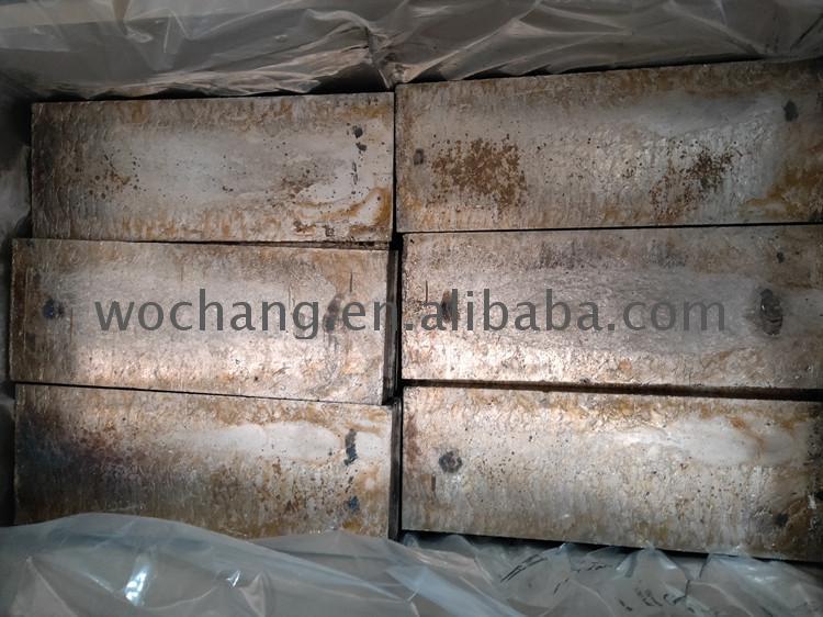 raw material bismuth ingot