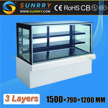 Good Cake Freezer Machine with Great Value (SY-CS600RM SUNRRY)