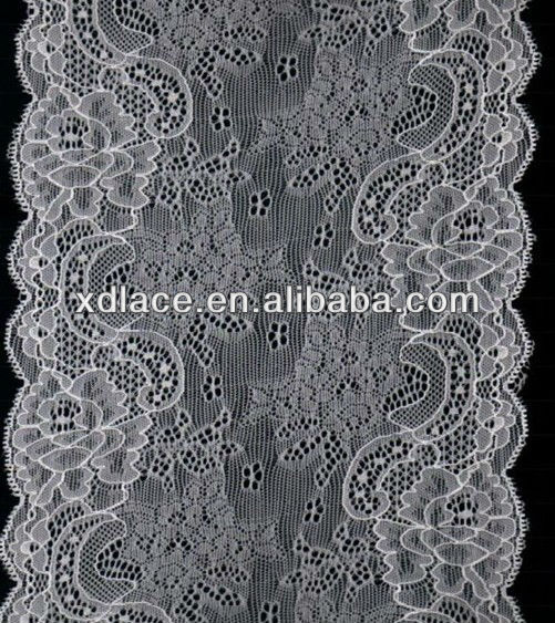 Ivory Gloves Lace