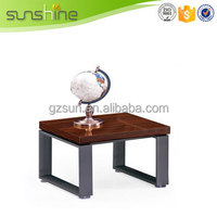 Bottom price Environmental round stone coffee table
