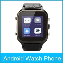 Ram 1G Rom 8G 3G smart watch phone GPS 300w camera dual core watch smartphone
