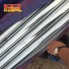 standard length of 8 inch schedule 40 galvanized steel pipe for class c