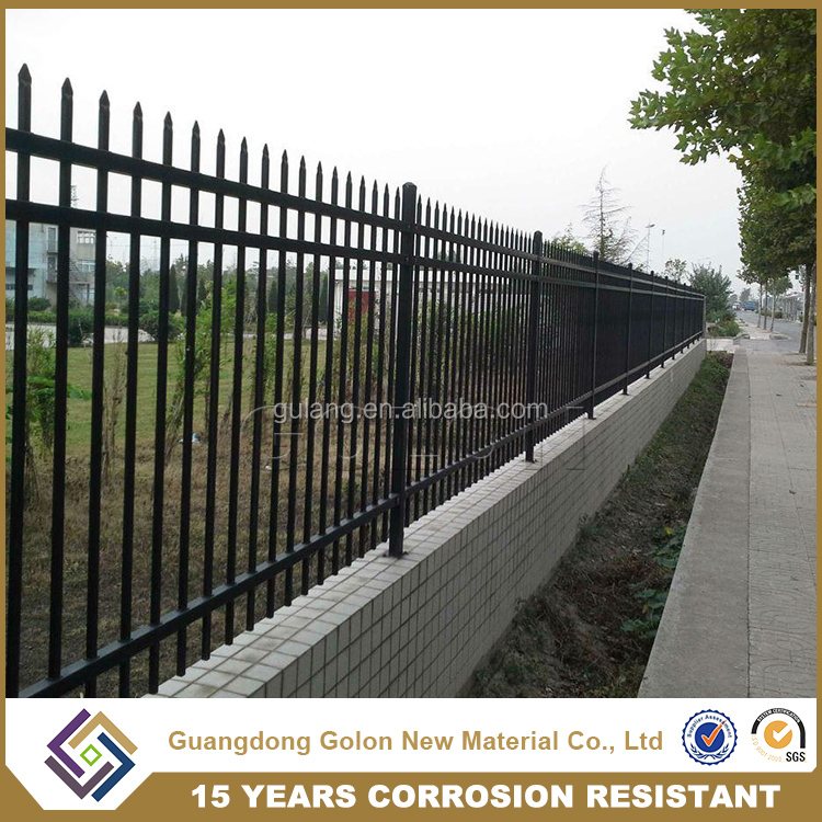 Top selling high quality cast aluminum decorative panels-china, black aluminum fence