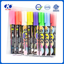 Student school supplies multi color fluorescent marker pen for kids
