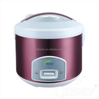 Oval Shape Stainless Steel Pot Deluxe Rice Cooker