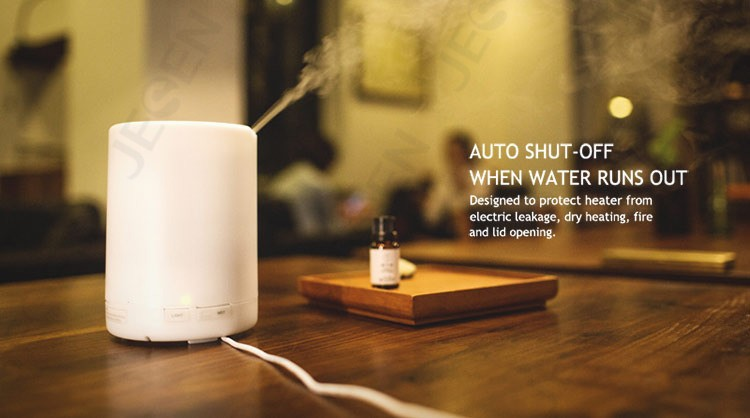 Ultrasonic Humidifier with Fragrance umidificatore,vaporizador facial