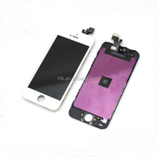 Lcd touch screen for iphone 5G,lcd for iphone 5c with digitizer assembly