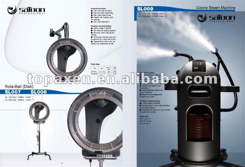 sl009 ultrasons coiffure machine la machine de soins de cheveux casque vapeur id de produit. Black Bedroom Furniture Sets. Home Design Ideas