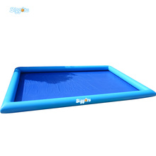 Large Inflatable Water Pool Toys,Inflatable Pool With Optional Size & Color