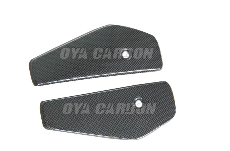 Carbon Side Fairings for KTM DUKE 690 2012