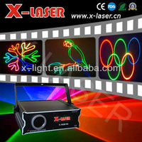 500mW full color dj laser light show/mini disco light for Bar,Club,Party
