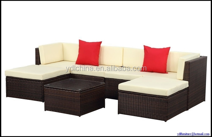 hot sell cheap rattan furniture YKD-07F