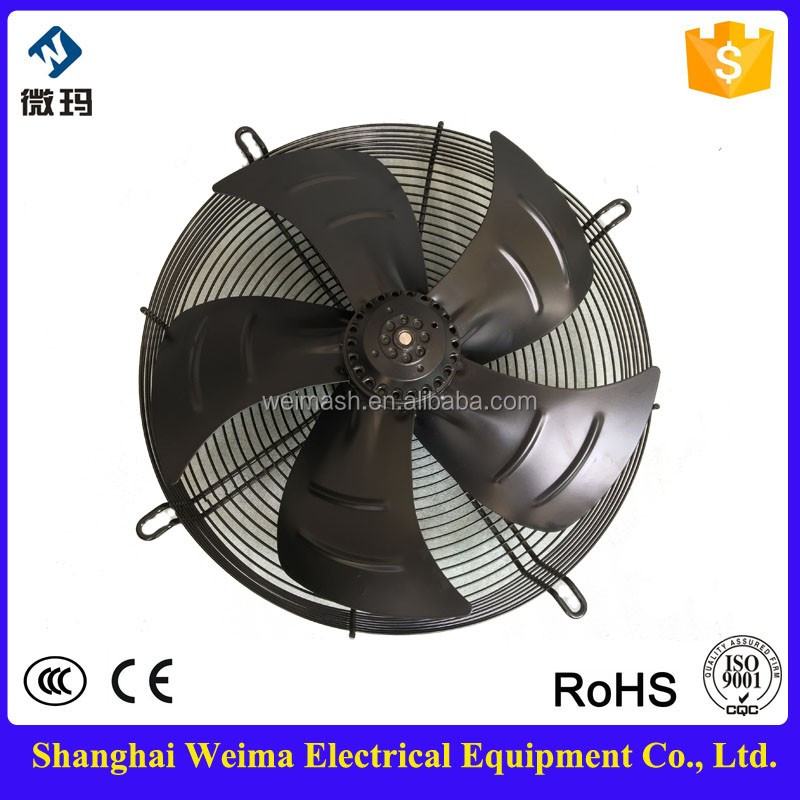 2017 New Style High Efficiency Industrial Exhaust Ventilation AC Motor Fan