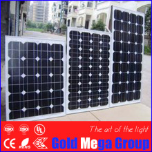 Mono Solar Panel with High Efficiency 90 watt