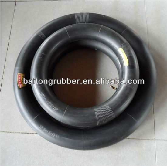 China custom size inner tubes in motorcycle tires for sale