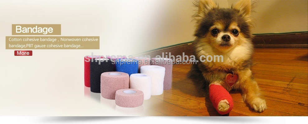 High elastic ratio crep bandage