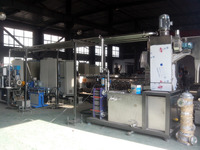 Thermoplastic Elastomers Underwater Pelletizing System/ Underwater Pelletizer for Plastic Granulating