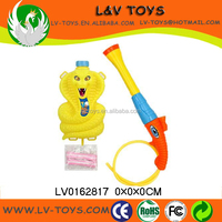 New style summer toy plastic big bottle back bag water gun with backpack LV0162817
