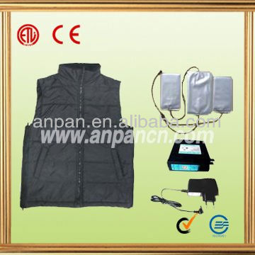 new style far infrared heat cloth for skiing CE)