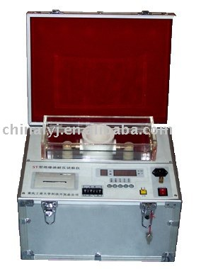 Model SY-80 Auto Transformer Oil Testing system