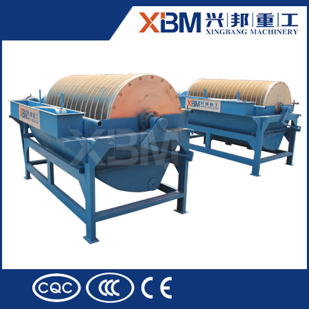 gravity separation mineral processing technique / iron ore beneficiation plant equipment