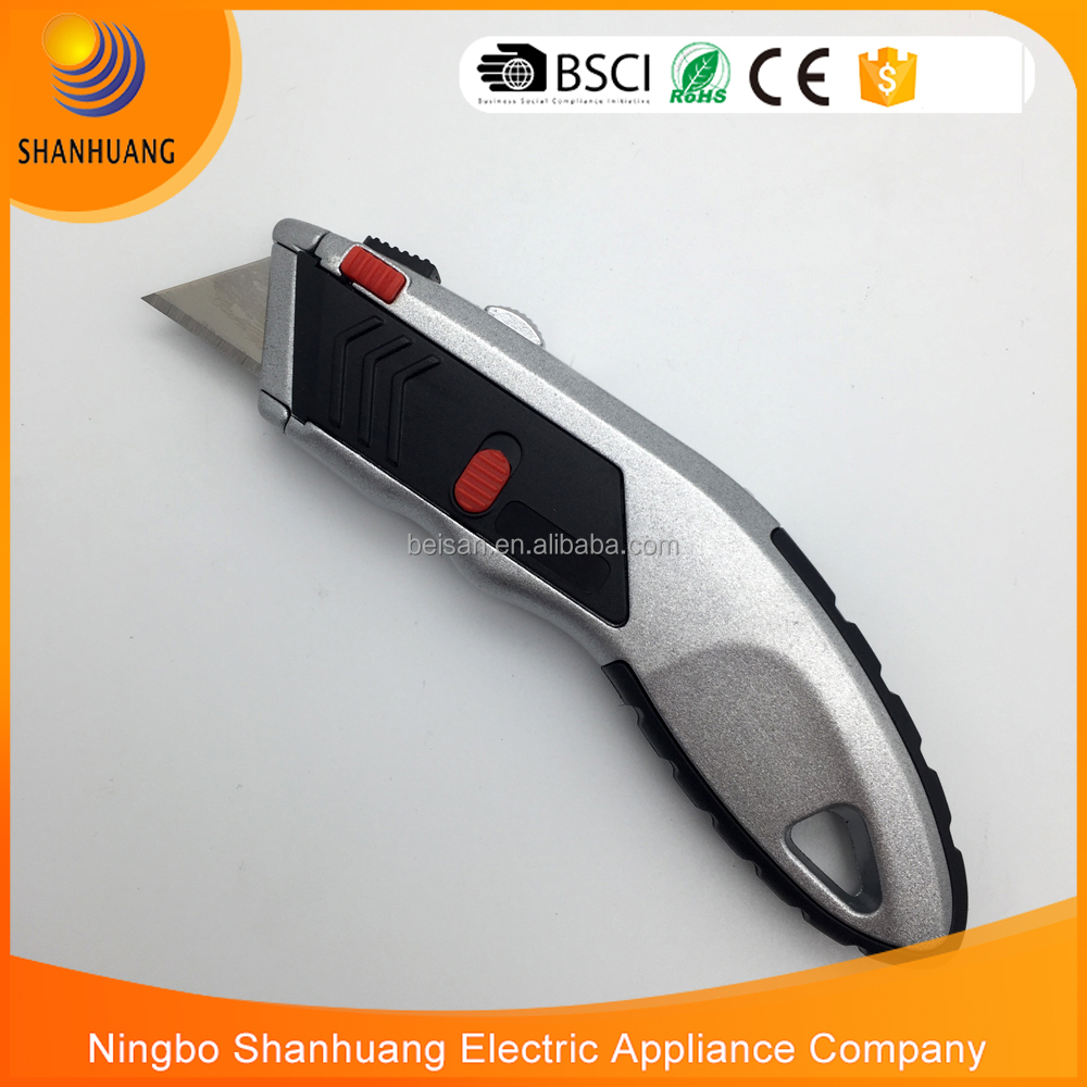 BSCI Specialized quick- change safety cutter cutter knife paper cutter