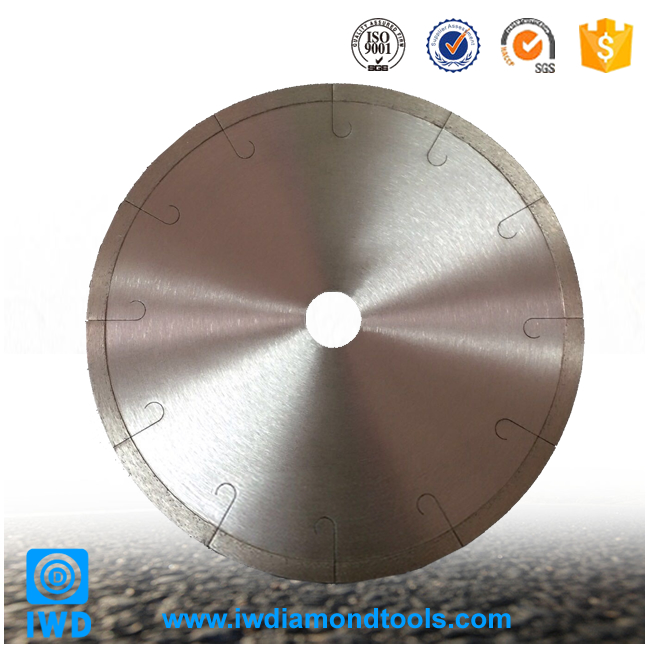 Contemporary hot selling hot diamond saw blade for agate cutting