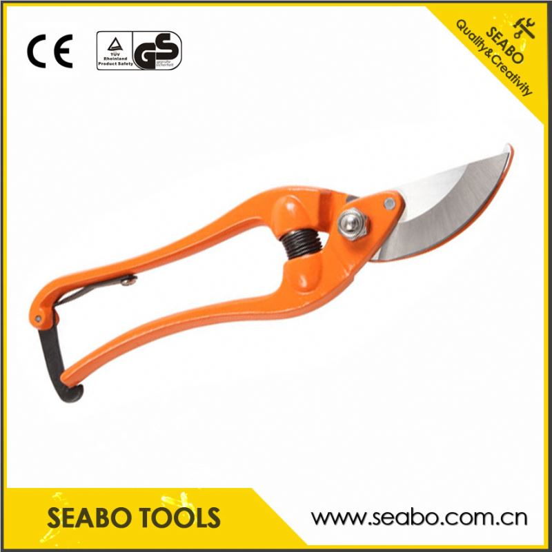 Garden electric pruning shears with high quality