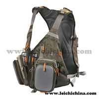 in stock wholesale high quality V-pop waterproof mesh fly fishing vest