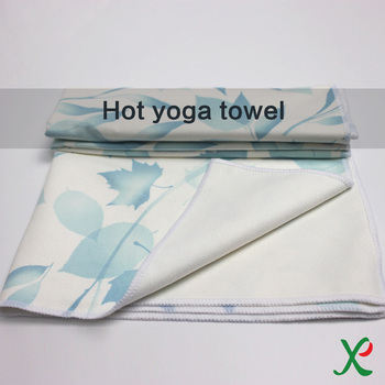 2018 high quality hot sale quick dry Microfiber towel sports towel yoga towel