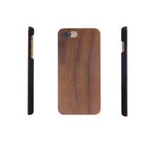 walnut wood mobile cell phone case for iPhone 7/7 Plus
