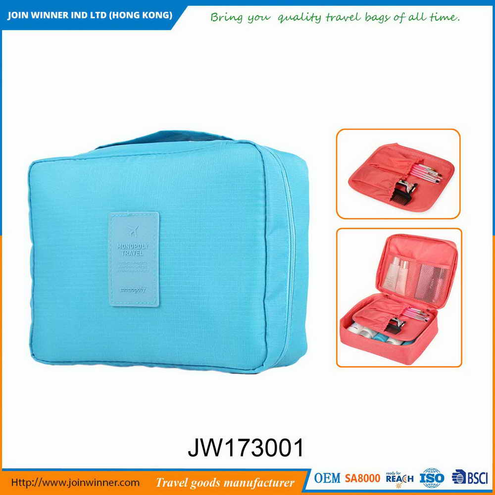For Wholesales Zipper PVC Bag With Cheap Prices