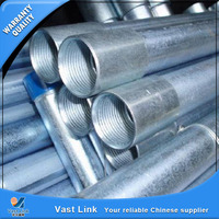 Third party inspected dn32 steel pipe with competitive advantages