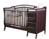 2015 High quality cheapest customized wholesale new design baby storage furniture/Luxury portable wooden baby bed/cot