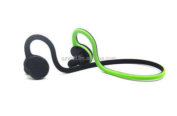 OEM Brand New SPORT+ PLUS WIRELESS+ Bluetooth Stereo Headphones hv-600 green blue