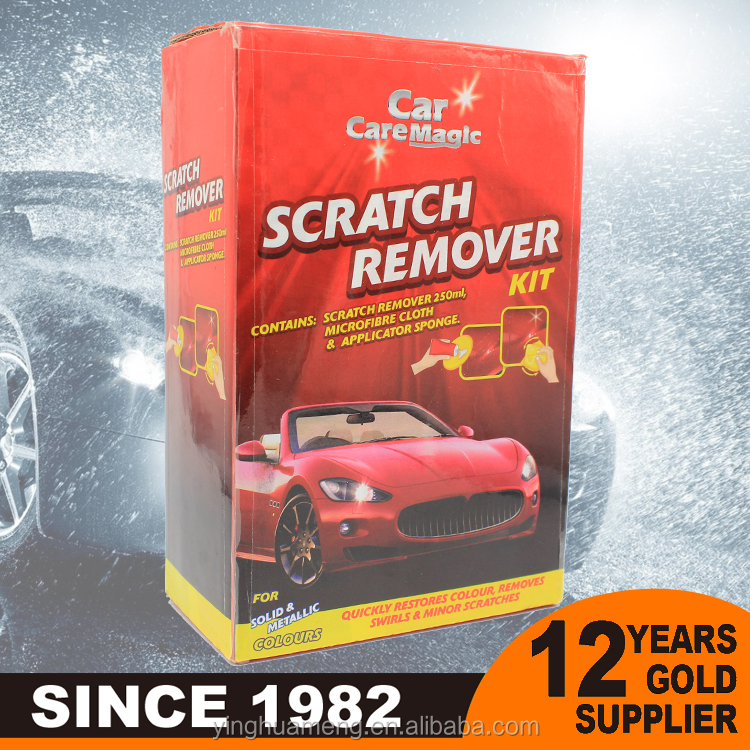 Car scratch remover fix it pro car scratch remover fix it car glass scratch remover kit