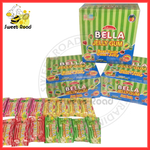 Natural Organic Candy Dirol Chewing Gum Bella Jelly Bubble Gum