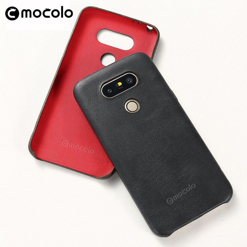 Mocolo Wholesale Price for LG G5 Phone Leather PU Case Mobile Phone Accessories