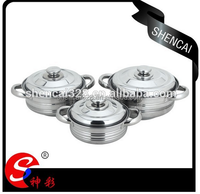 New 2015 Stainless Steel Couscous Pot/ Industrial Pot / Cooking Pot