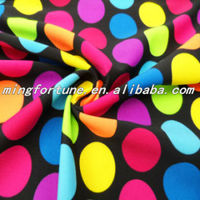 2013 china shaoxing alibaba top 10 manufacturers Fabric Polar Fleece rainbow stripe knitted fabric