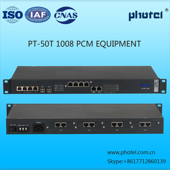 30 channelPCM equipmente1 ethernet converter