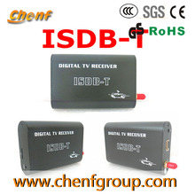 Newest Car ISDB-T one-seg mobile tv tuner for car (auto/manual/fast search)