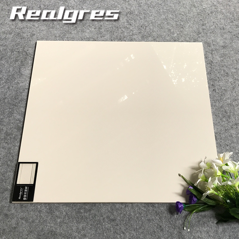 Super White Nano Polished Porcelain Tiles 60X60 Trpoicano Floor Tiles