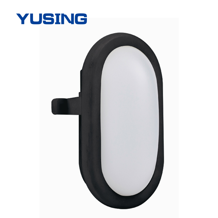 LED Outdoor Wall Lamp Modern Design 6W SMD LED Wall Lamp Oval