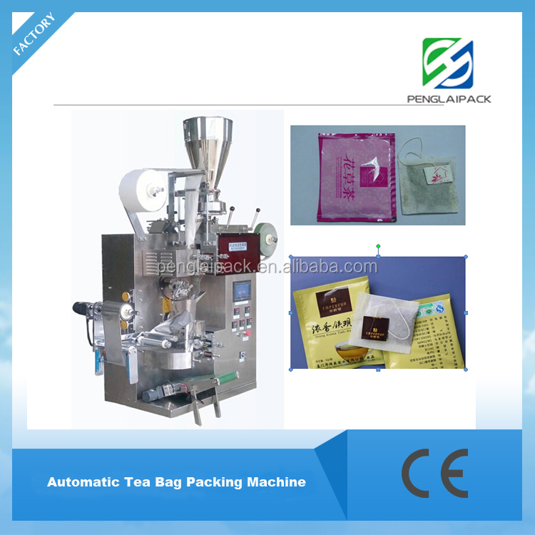 Small Scale Bag Green Tea Packing Machine Factory Price