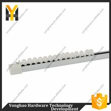 Factory supply good quality flexible motorised wedding curtain tracks