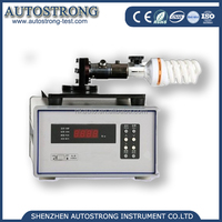 High quality Computer controlled Digital Lamp Cap Torsion Meter /Lamp cap Torsion Test Device