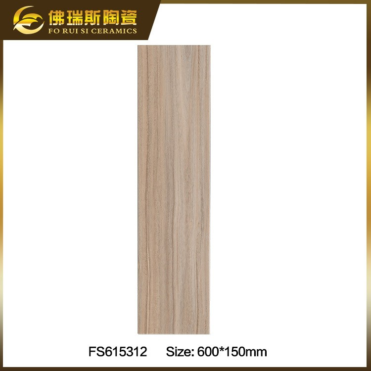 Fashion Desined 3D Inkjet Wooden Ceramic Interior Floor Tile